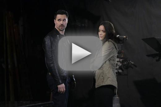 An unlikely partner agents of shield