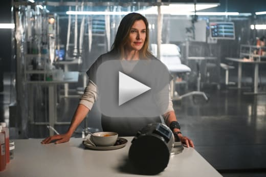 An unlikely source supergirl