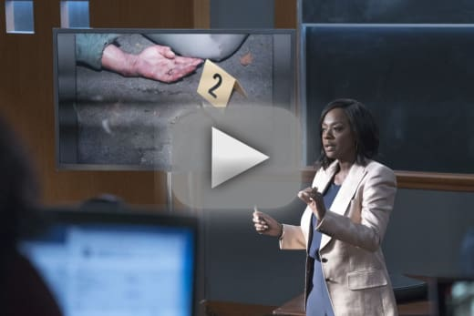 Annalise preps a case how to get away with murder