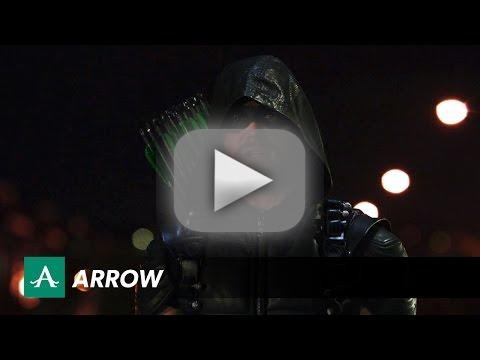 Arrow season 4 episode 3 promo never double down