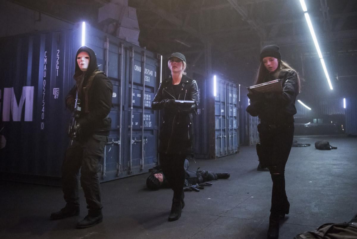 Arrow season 5 episode 19 review dangerous liaisons