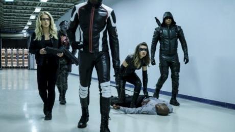 Arrow season 6 episode 4 review reversal