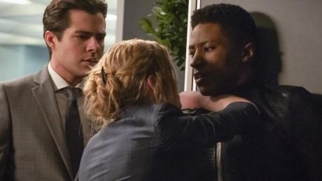 Arrow season 7 episode 16 review star city 2040