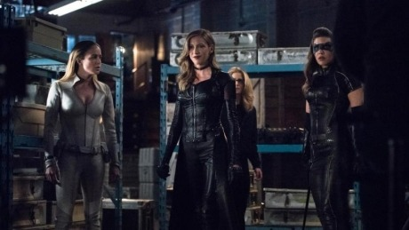 Arrow season 7 episode 18 review lost canary