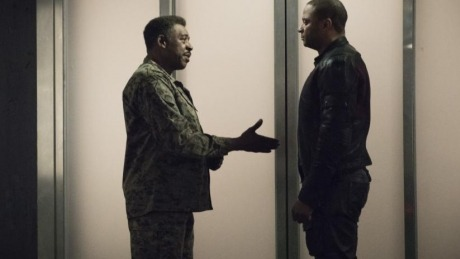 Arrow season 7 episode 19 review spartan