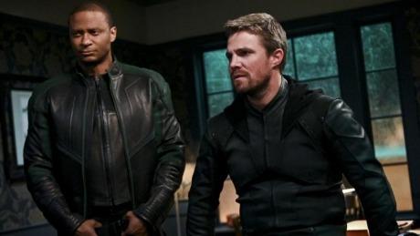 Arrow season 8 episode 2 welcome to hong kong