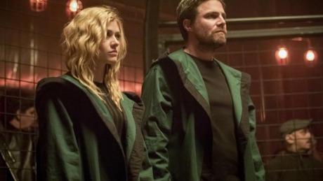 Arrow season 8 episode 5 review prochnost