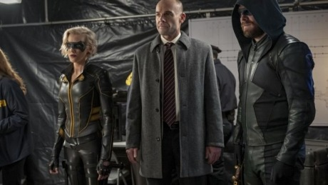 Arrow season 8 episode 6 review reset