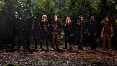 Arrow season 8 episode 7 review purgatory