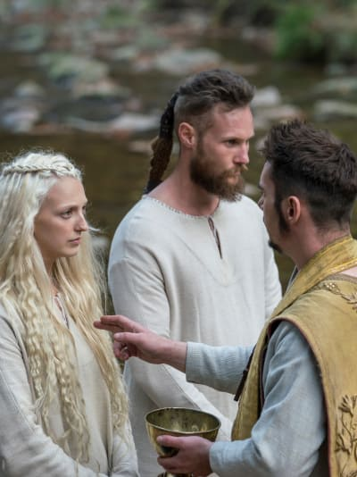 Baptized vikings season 5 episode 13