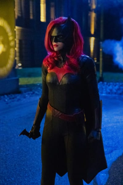 Batwoman is amazing arrow s7e9