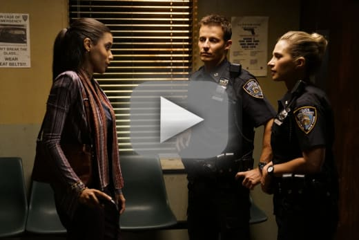 Being exploited blue bloods
