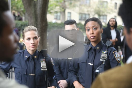 Being harassed blue bloods