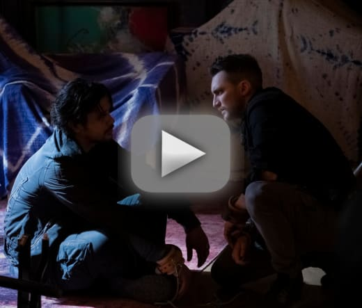 Bellamy and murphy together the 100 s6e6