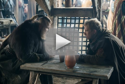Bjorn and magnus vikings season 5 episode 13