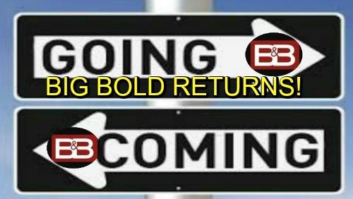 Bold big returns boldandbeautiful