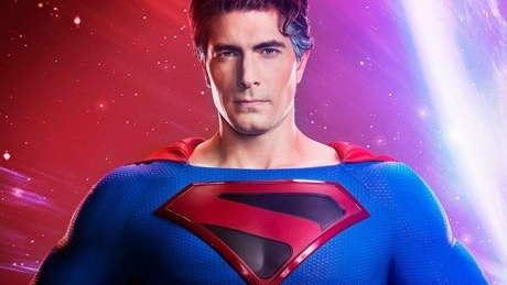 Brandon routh superman returns crisis on infinite earth