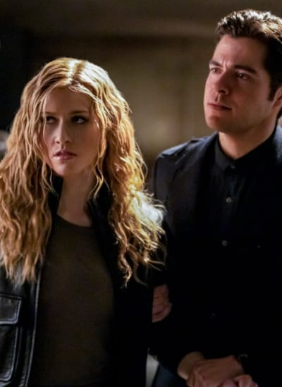 Brother and sister tall arrow s7e15