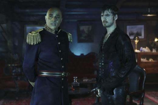 Captain nemo does some explaining once upon a time season 6 epis
