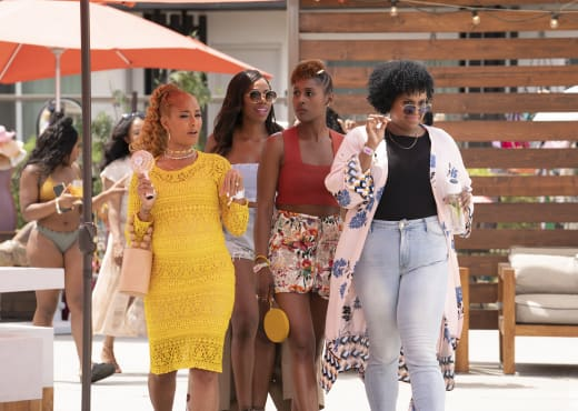 Checking things out insecure season 3 episode 5