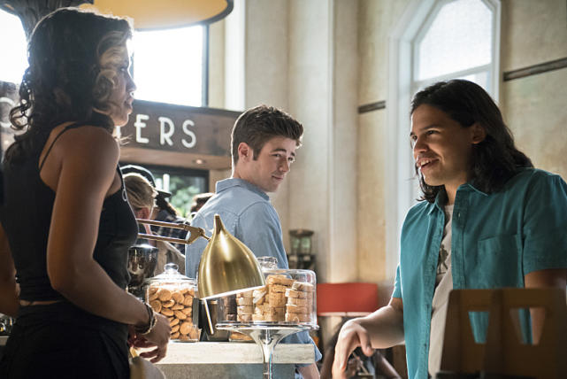 Cisco flirts the flash s2e5
