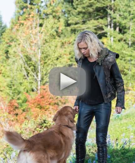 Clarke and picasso the 100 s6e3