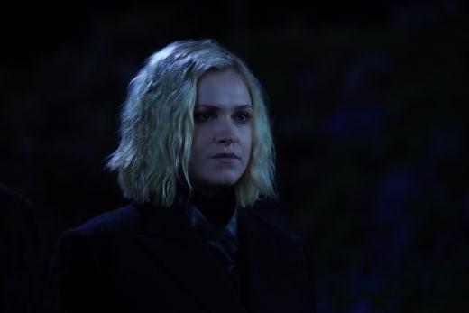 Clarke as josephine in sanctum the 100 s6e12