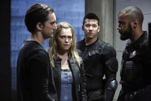 Clarkes choice the 100 season 4 episode 11