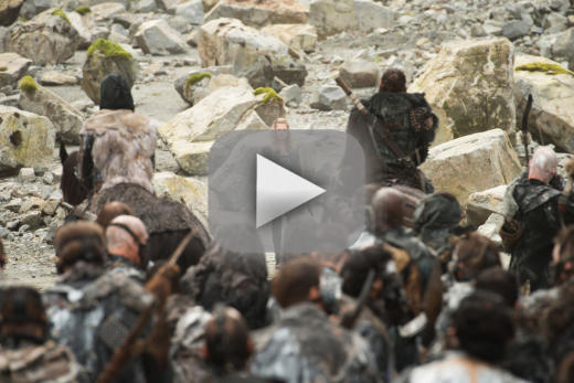 Clarkes in charge the 100 season 4 episode 5