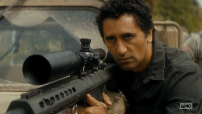 Cliff curtis fear the walking dead