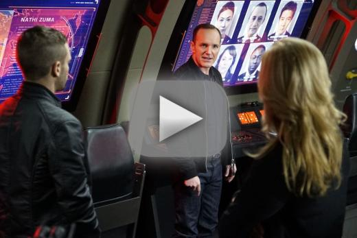 Coulson must team up agents of shield