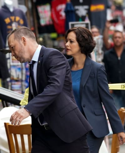 Danny and baez on the case blue bloods s10e2