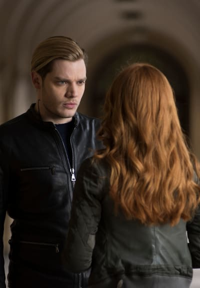 Date night tall shadowhunters s3e14