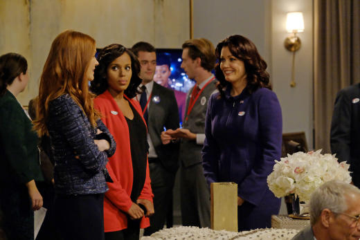 Did mellie win scandal s6e1