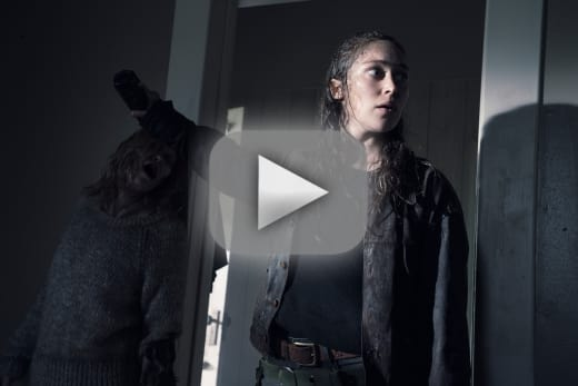 Doorway walker fear the walking dead s4e10