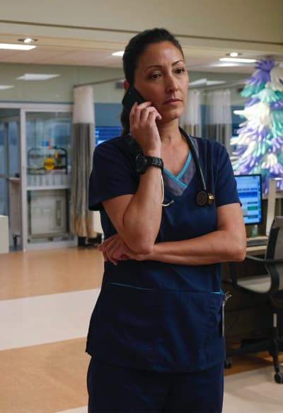 Dr lim is infected the good doctor s2e10