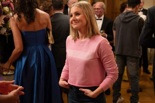 Eleanor shellstrop the good place s3e4