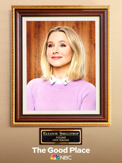 Eleanors portrait the good place s4e2