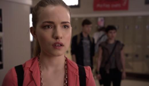 Emma returns scream