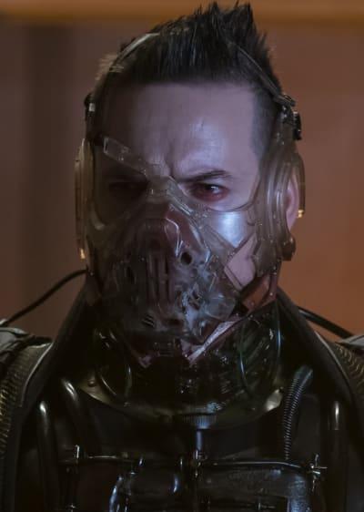 Evil bane gotham s5e10
