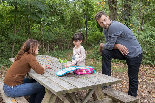Family time the affair s3e4