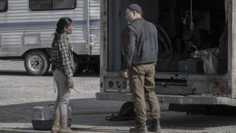 Fear the walking dead season 5 episode 14 today and tomorrow