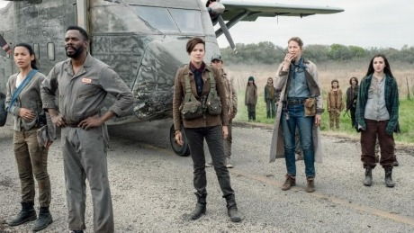 Fear the walking dead season 5 episode 8 is anybody out there