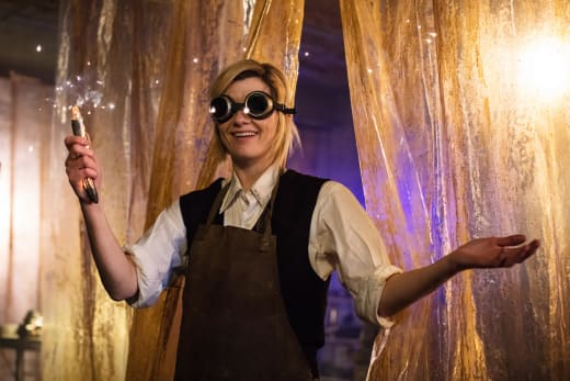 Get ready to sparkle doctor who s11e1