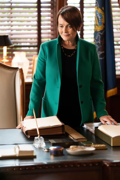 Governor birkhead how to get away with murder season 5 episode 6