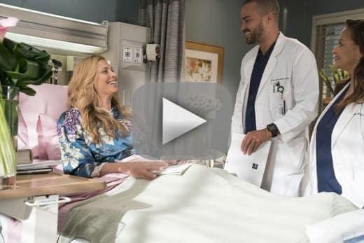 Greys anatomy season 14 episode 16