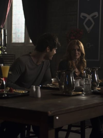 Group breakfast shadowhunters s3e15