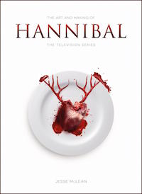 Hannibal art book cover