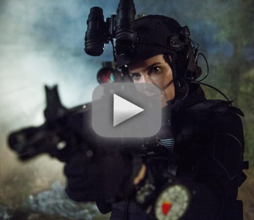 Infiltrating enemy land the last ship s5e6