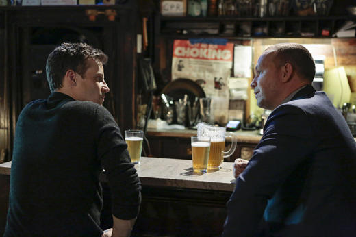 Jamie and danny disagree blue bloods